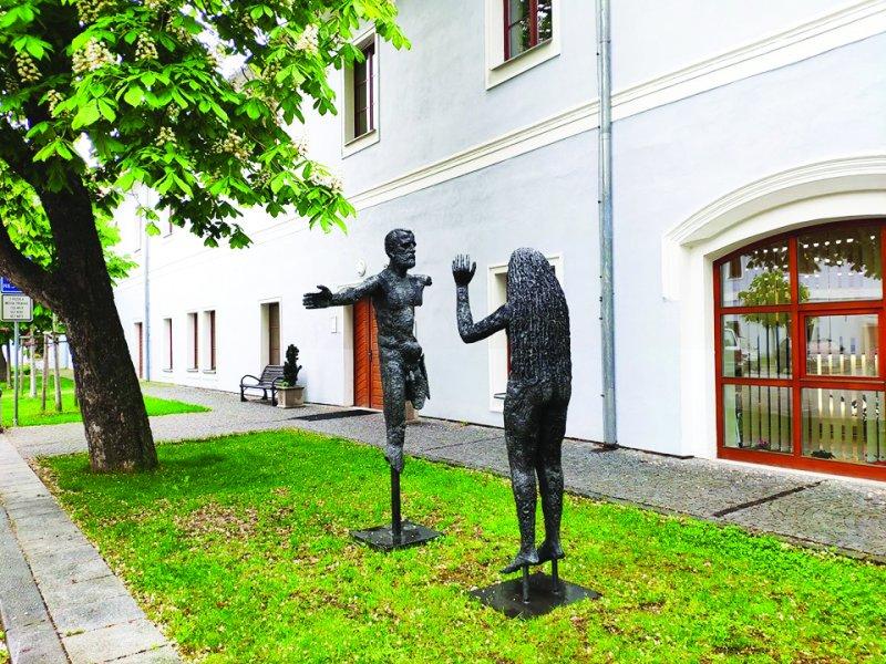 Třeboňský sochařský svět