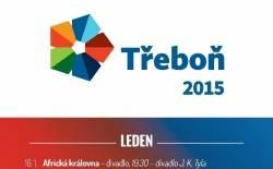 Třeboň - kulturní kalendář