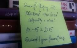guerilla poetring