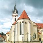 Děkanský kostel Panny Marie královny a sv. Jiljí