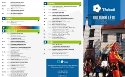 Třeboňské kulturní léto 201