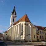 The Church of Our Lady and St. Giles and the Augustinian Monastery