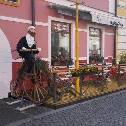 Rožmberská kavárna